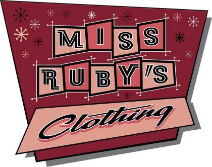 Miss Ruby Logo