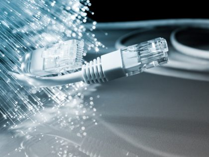 network cabling image
